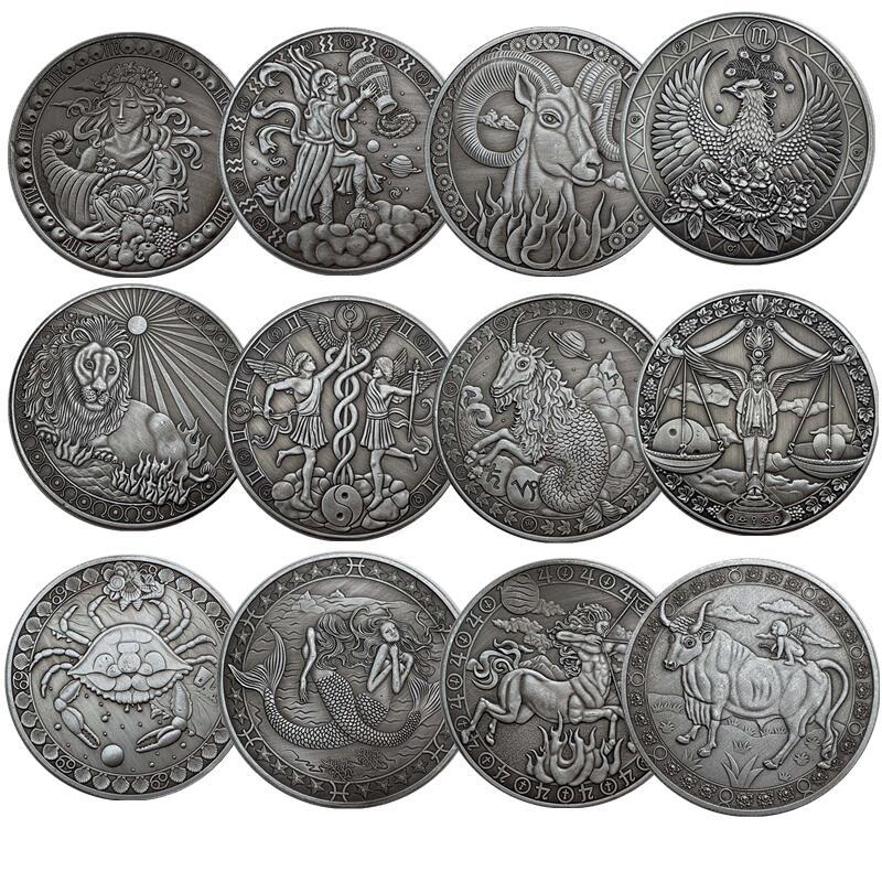 Constellation Coins